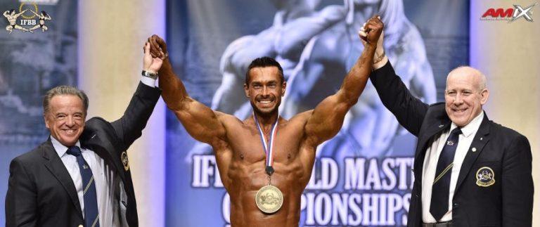 PHOTOS & RESULTS: 2018 IFBB World Master Championships