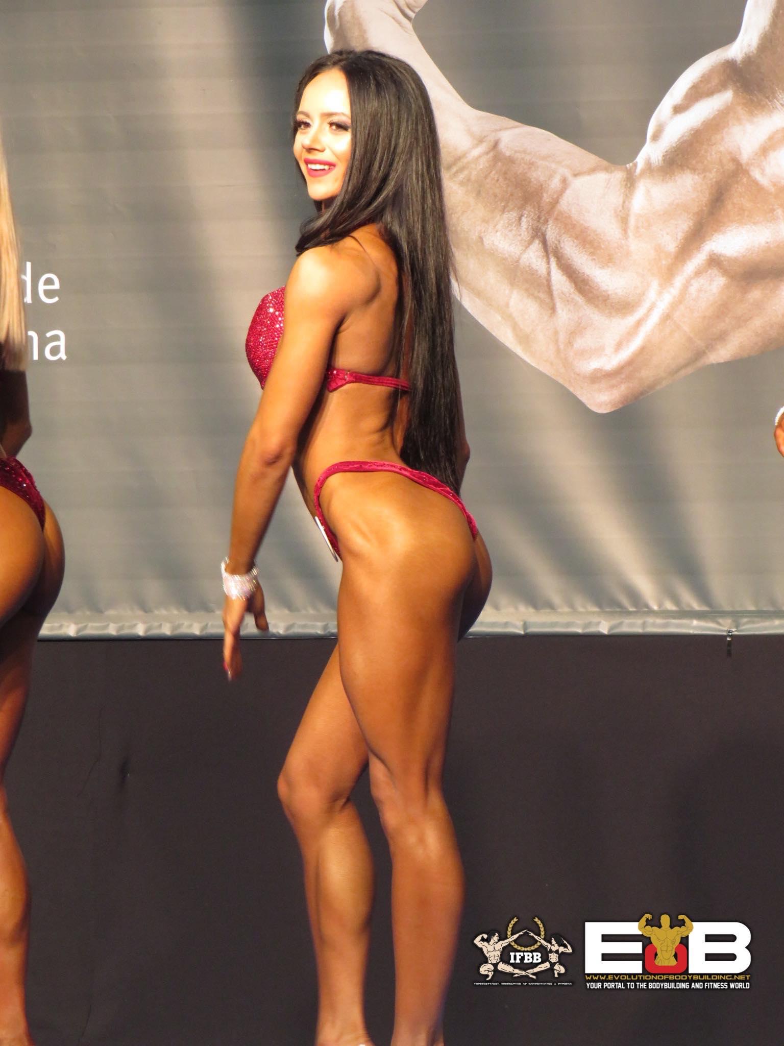 Bikini black butt