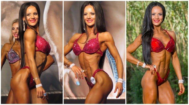 FEATURED ATHLETE: IFBB Elite Bikini Pro Karina Gavrikova