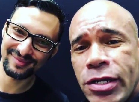 WATCH: Fan meets Kevin Levrone 25 years after contacting him