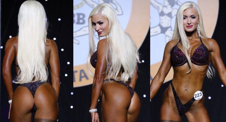 FEATURED ATHLETE: IFBB Elite Bikini Pro Andra Vagur