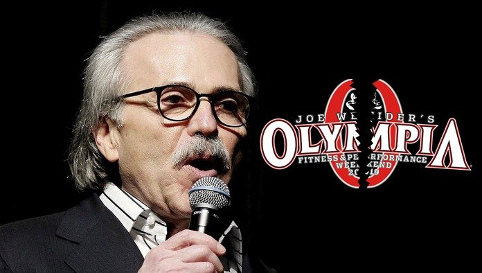 AMI's David Pecker sells major publications… Is the Olympia next?