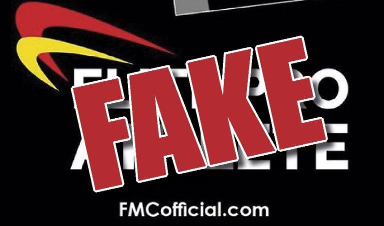 FMC Federation using IFBB Elite Pro Logo to trick athletes