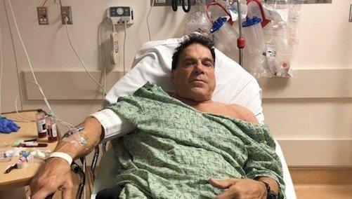 Pneumonia vaccination lands Lou Ferrigno in hospital