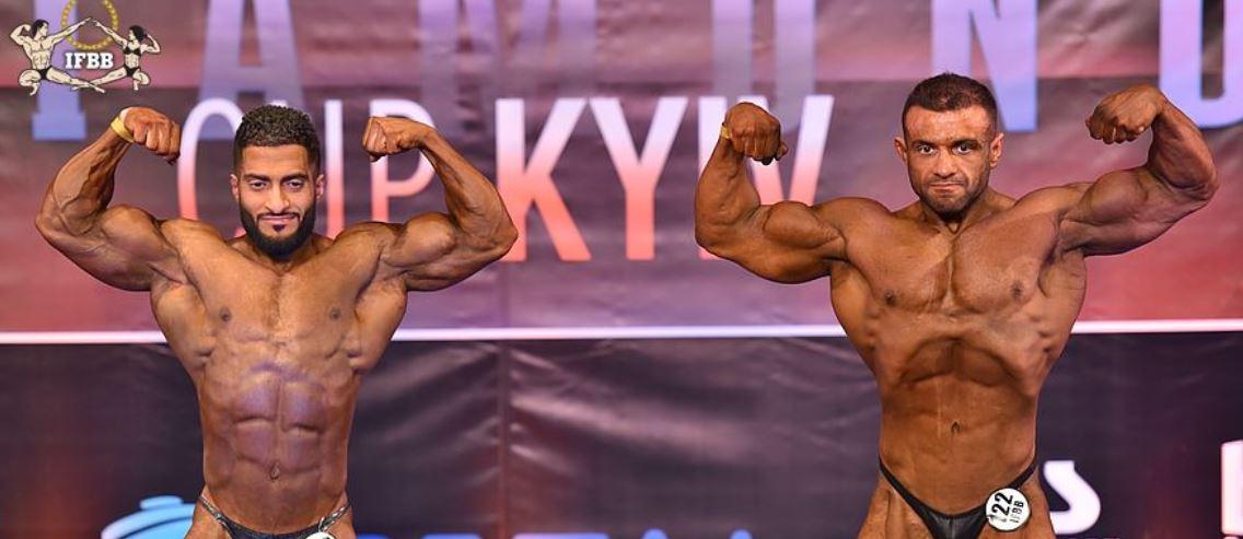 2018 IFBB Diamond Cup - Kiev