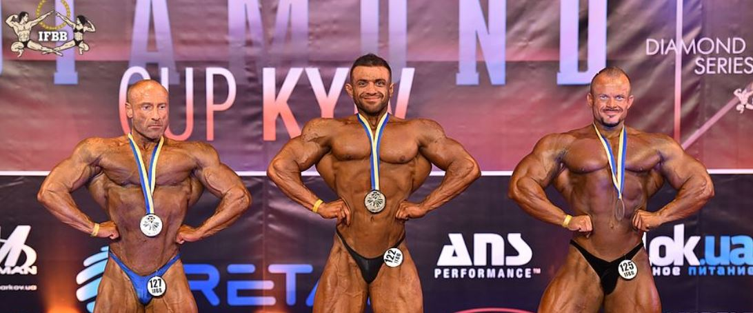 RESULTS: 2018 IFBB Diamond Cup - Kiev