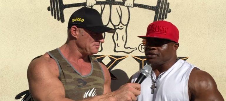 WATCH: Silvio Samuel planning to return to open class bodybuilding