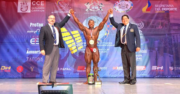 IFBB World Master Cup