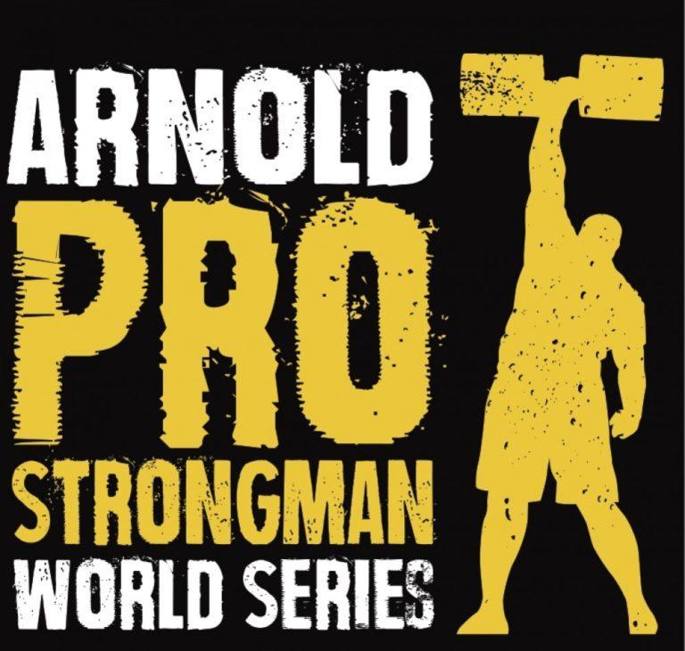 Hafthor Bjornsson, Brian Shaw, Martins Licis Lead Field at 2019 Arnold Strongman Classic