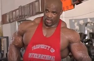 Ronnie Coleman motivation