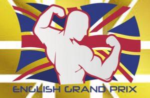 2019 IFBB English Grand Prix