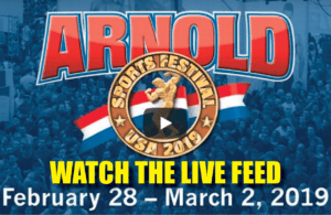 WATCH: 2019 Arnold Sports Festival LIVE
