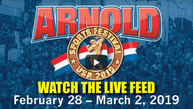 WATCH: 2019 Arnold Sports Festival