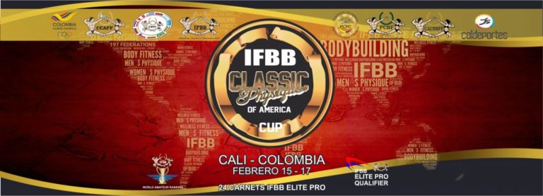 IFBB Physique of America Cup – Inspection Report