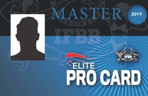 Master Elite Pro Category