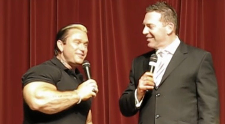 Lee Priest accept Doherty