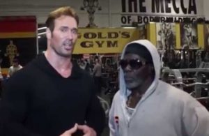 Mike O'Hearn update Robby