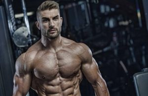 Physique star Ryan Terry undergoes surgery.