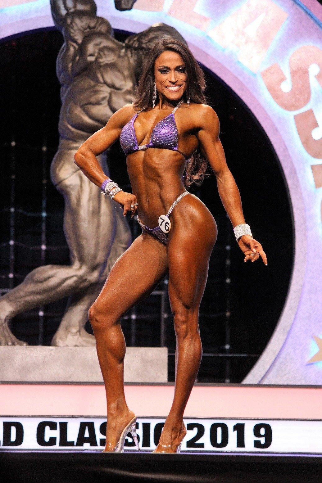 Arnold amateur npc bikini championship — 5
