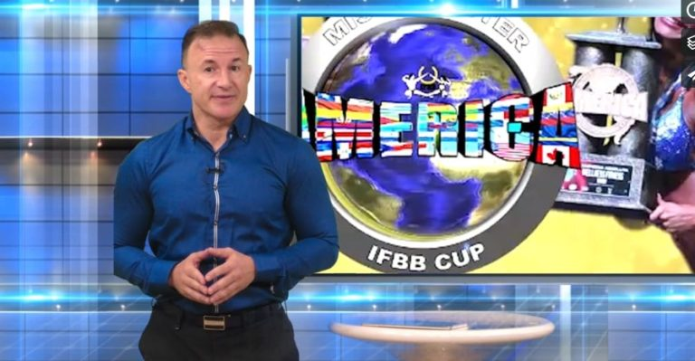 WATCH: IFBB Weekly News Episode 5
