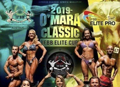 IFBB Australia Events