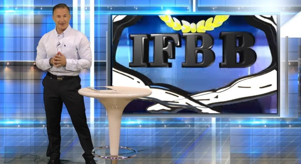 WATCH: IFBB Weekly News Episode 8