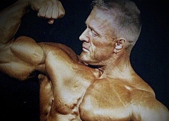 """Bodybuilding world mourns the death of James """"Blue"""" Shinners"""