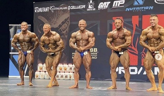 Results: 2019 New Zealand Pro