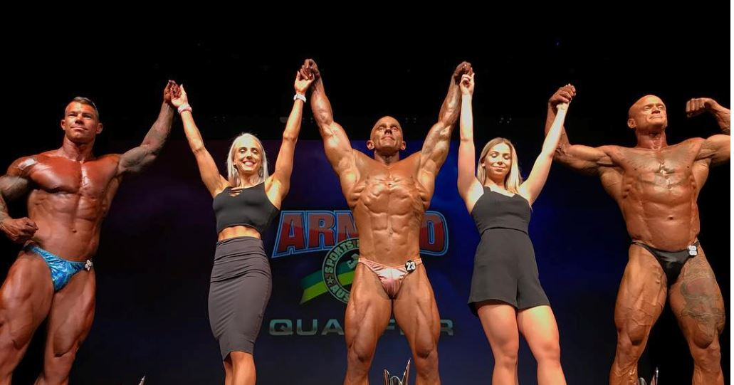 2019 Arnold Classic Qualifier – Queensland