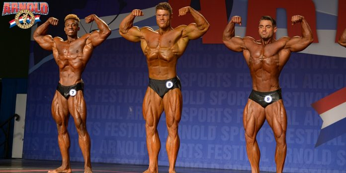 Watch Classic Physique