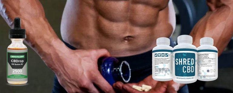 FEATURE: Best CBD Supplements for Bodybuilders