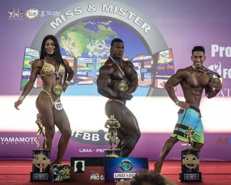 RESULTS: 2019 Ms & Mr America IFBB Cup