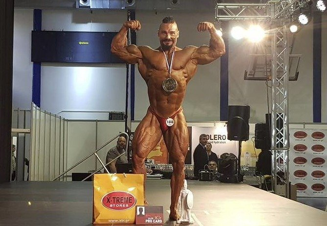 PHOTOS & RESULTS: 2019 IFBB President Santonja's Cup – Greece