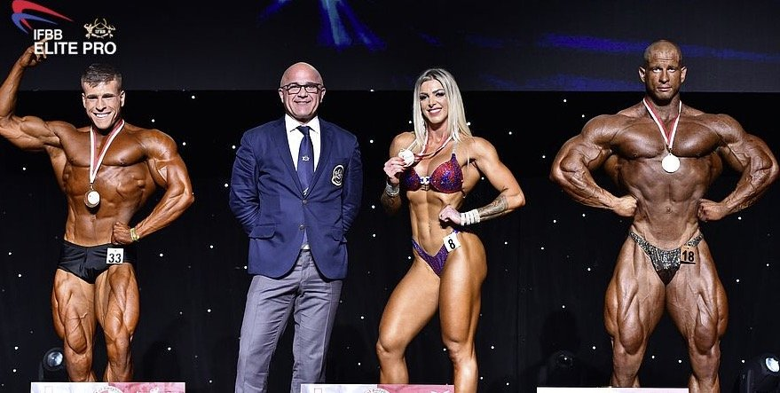 RESULTS & PHOTOS: 2019 IFBB Elite Pro - Malta