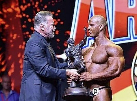 2019 Arnold Classic Africa competitors list