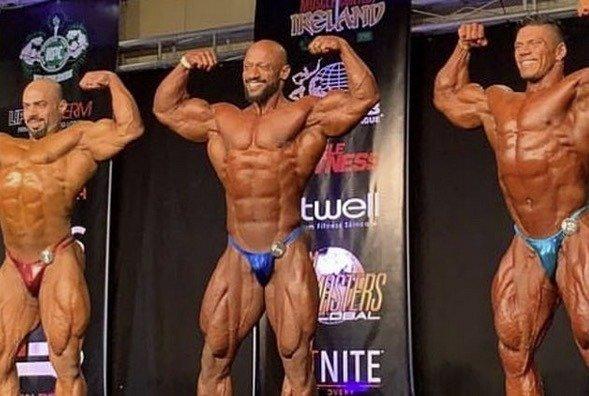 Sami Alhaddad wins