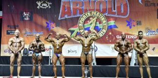 2019 Arnold Classic Africa Amateur