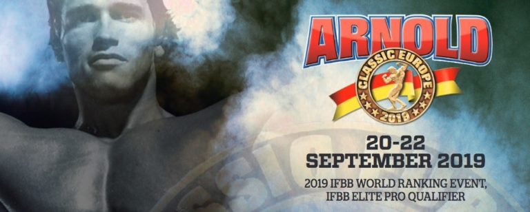 2019 Arnold Classic Europe: Competitors List – Day 1