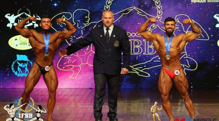 RESULTS & PHOTOS: 2019 IFBB Central Asian Bodybuilding & Fitness Championships