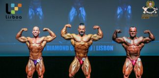 RESULTS 2019 IFBB Diamond Cup Lisbon