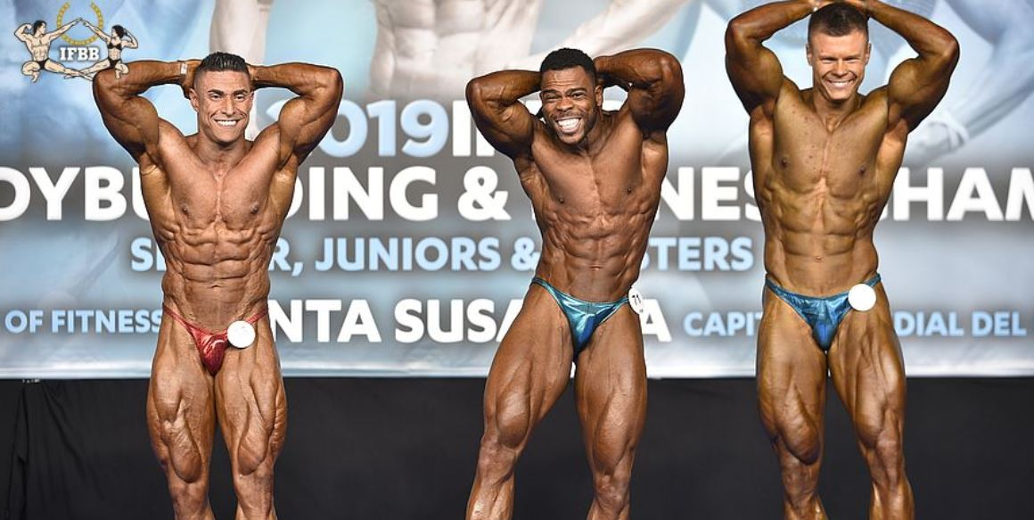 IFBB European Championships - Day 1