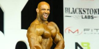 Juan Morel conquers the 2019 New York Pro