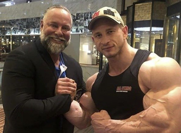 IFBB Elite Pro athletes ready to battle at the 2019 Arnold Classic Africa