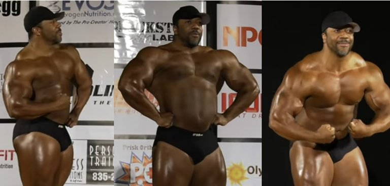 Will Mr. Olympia Shawn Rhoden be ready to defend his title?