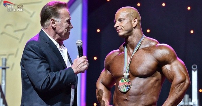 2020 Arnold Sports Festival Africa – The biggest multi-sport event in Africa