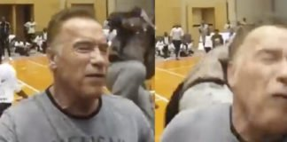 Schwarzenegger attacked at Arnold Classic Africa