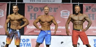 2019 IFBB International Austrian