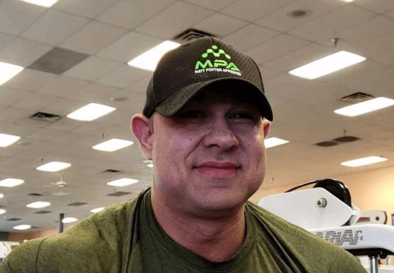 The death of Matt Porter shocks the bodybuilding world