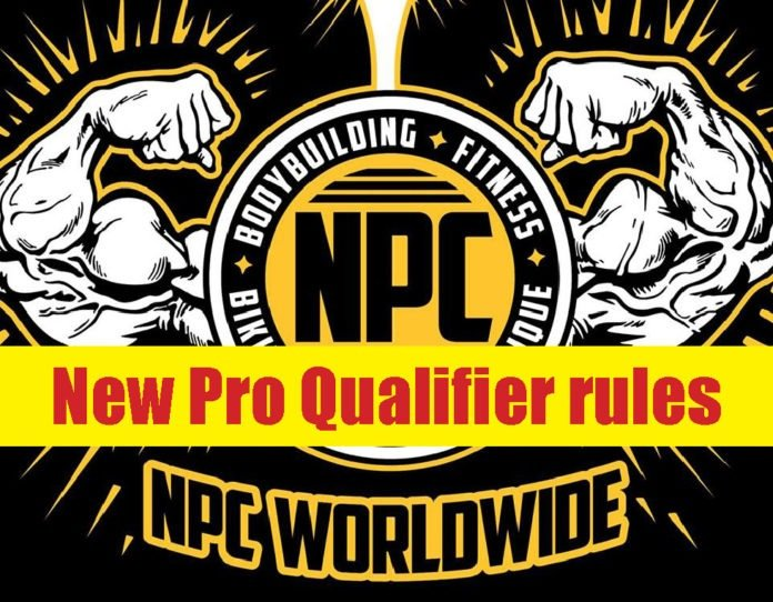 NPC Worldwide's new Pro Qualifier rules