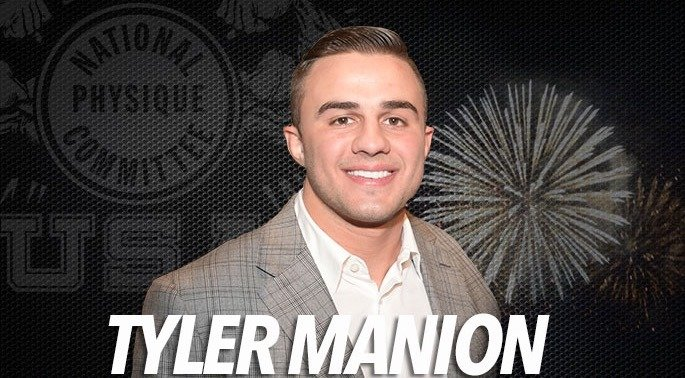 Tyler Manion appointed vice-president